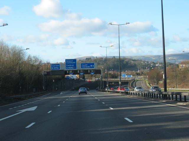 M4 junction 25