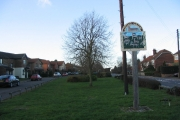Epping Green village
