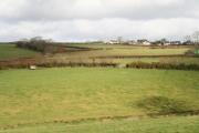 Cruwys Morchard: towards Pennymoor
