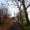 Footpath on Campion Hills