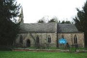 St. Theobald's Church, Caldecote