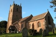 Astley church, near Stourport-on-Severn