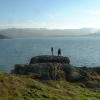 The Old Lookout, Borth y Gest