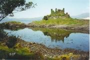 Castle Coeffin, Lismore.