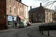 Eckington Village Centre (NE Derbyshire)