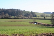 Rewe: the Culm valley near Old Heazille