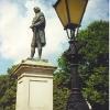 Burns Statue, Union Terrace, Aberdeen.