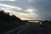 Small bridge near Latton on A419