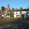The village of Hoarwithy