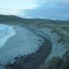 The beach at Scousburgh, Shetland