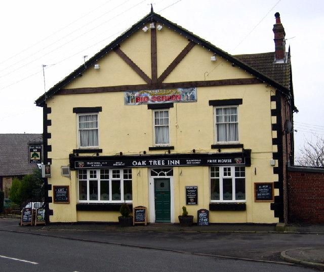 Oak Tree Inn, Tantobie