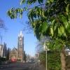 Rubislaw Church from St. Swithin Street