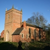 St.Benedict's church, Candlesby, Lincs.