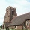 All Saints, Berrington