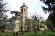 St. John the Baptist, Boylestone Church