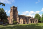St. Luke's Church, Cannock