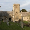 Sevenhampton church