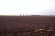 Ploughed Field and Scotston of Usan