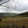 View towards Unstone in NE Derbyshire