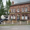 """The Railway"" pub at Heatley"