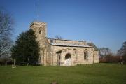 St.Peter & St.Paul's church, Glentham, Lincs