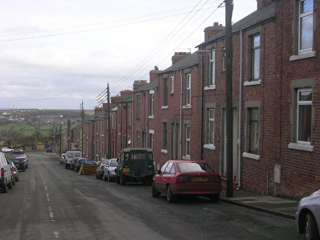 Helmington Terrace, New Hunwick
