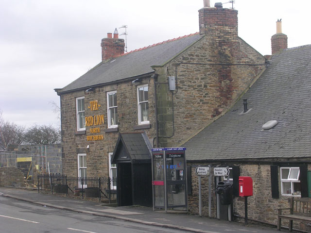 The Red Lion, North Bitchburn