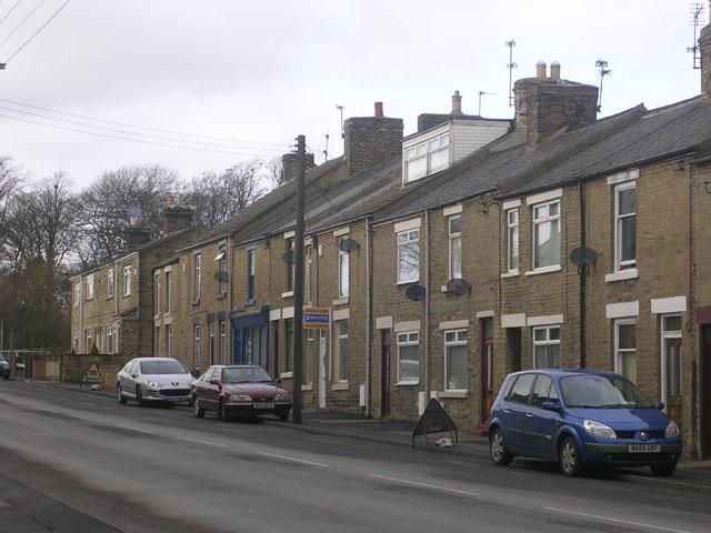 Bridge Street, Howden-le-Wear