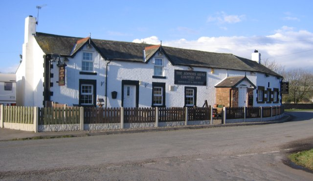 The Joiners Arms Newton Arlosh.