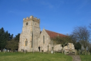 St Mary and All Saints Church, Haselor
