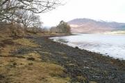 Loch Eil near Blaich.