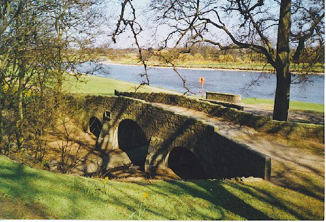 Ruthrieston Packhorse Bridge