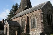 West Worlington church