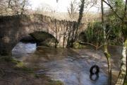 Leigh Bridge, near Cheldon