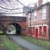 Former Whitwick station, Leicestershire