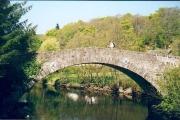 Bridge over the Earn, Comrie.