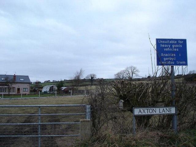 Axton Lane