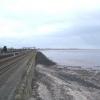 North Wales coast railway line