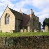 St. Oswald's, Hotham - West View