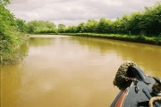 Shropshire Union Canal near Calveley