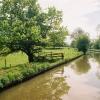 Llangollen Canal south of Springhill Bridge