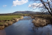 River Aire between Carleton and Skipton