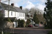 Feniton: the old village centre