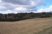 Southern End of Whiteway Village
