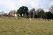 Kentisbeare: towards Croyle House