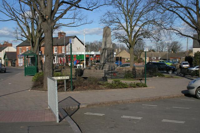 Cross Green, Rothley