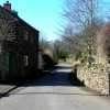 Town End, Apperknowle in NE Derbyshire.