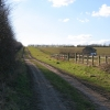 Track, near Rothley, Leicestershire