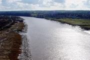 River Avon from the Avonmouth Bridge