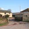Kentisbeare: entrance to Kingsford farm